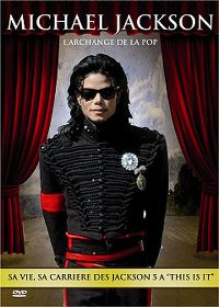 Cover Michael Jackson - L'archange de la pop [DVD]